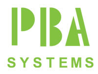 PBA system-imaging optics